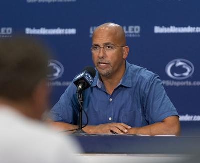 Penn State Football Press Conference James Franklin