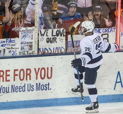 Penn State men's hockey's best line puts together another ...
