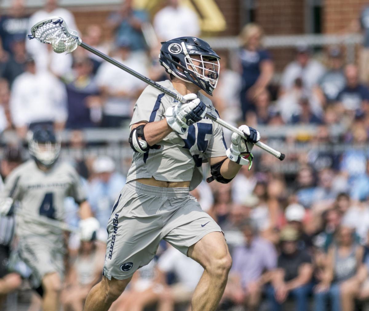 No. 14 Penn State men's lacrosse Sabia (25) upsets No. 5 Johns Hopkins