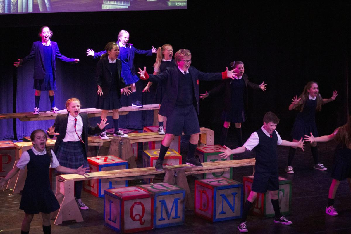 """FUSE Productions Presents """"Matilda the Musical"""""""