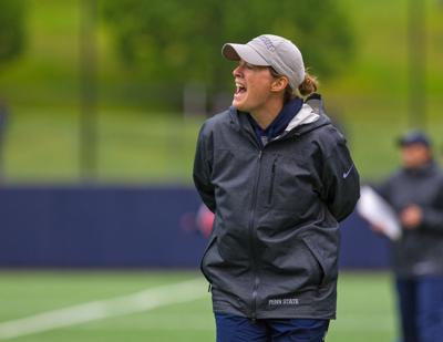 Head coach Missy Doherty