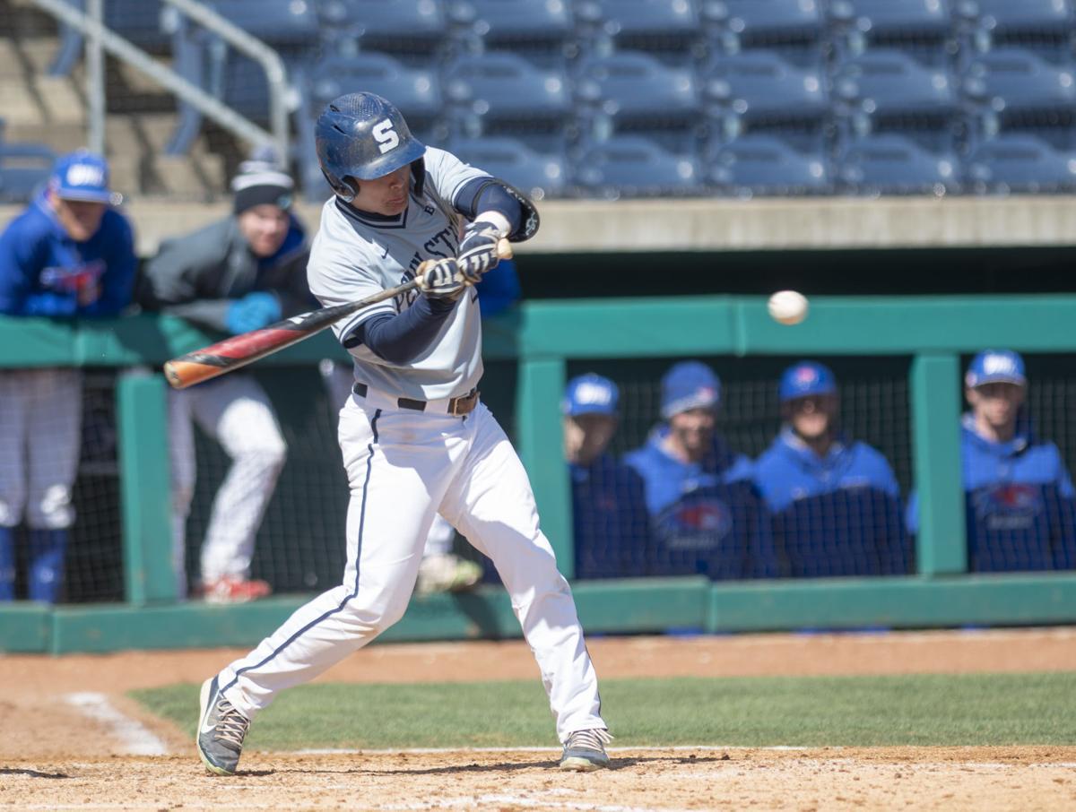Penn State Baseball vs. UMass Lowell, Gavin Homer (40)