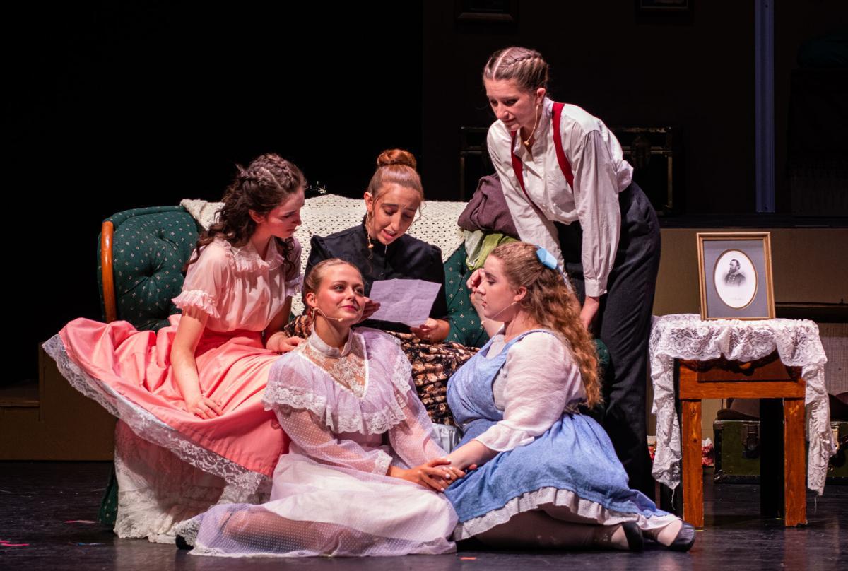 Penn State Thespians cast performs 'Little Women' at Schwab Auditorium