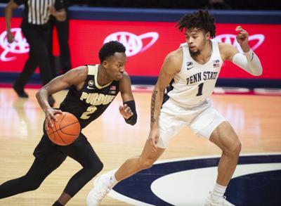 Penn State Men's Basketball vs Purdue, Lundy (1)