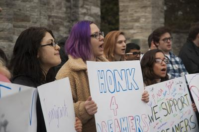 Rally at the Gates for DACA and a Clean DREAM Act
