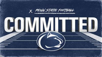 Football commit graphic