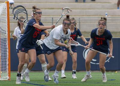 Penn State Women's Lacrosse vs. Virginia, Quinn Nicolai (3)