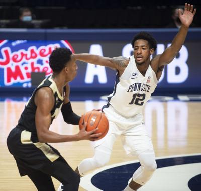 Penn State Men's Basketball vs Purdue, Brockington (12)