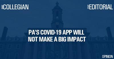 COVID App Editorial