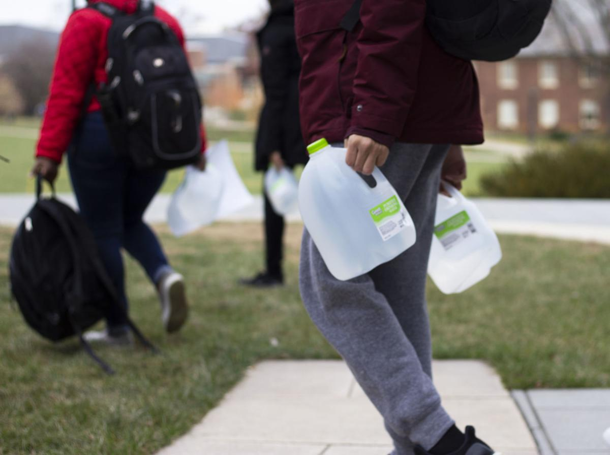 UNICEF at Penn State's Water Walk