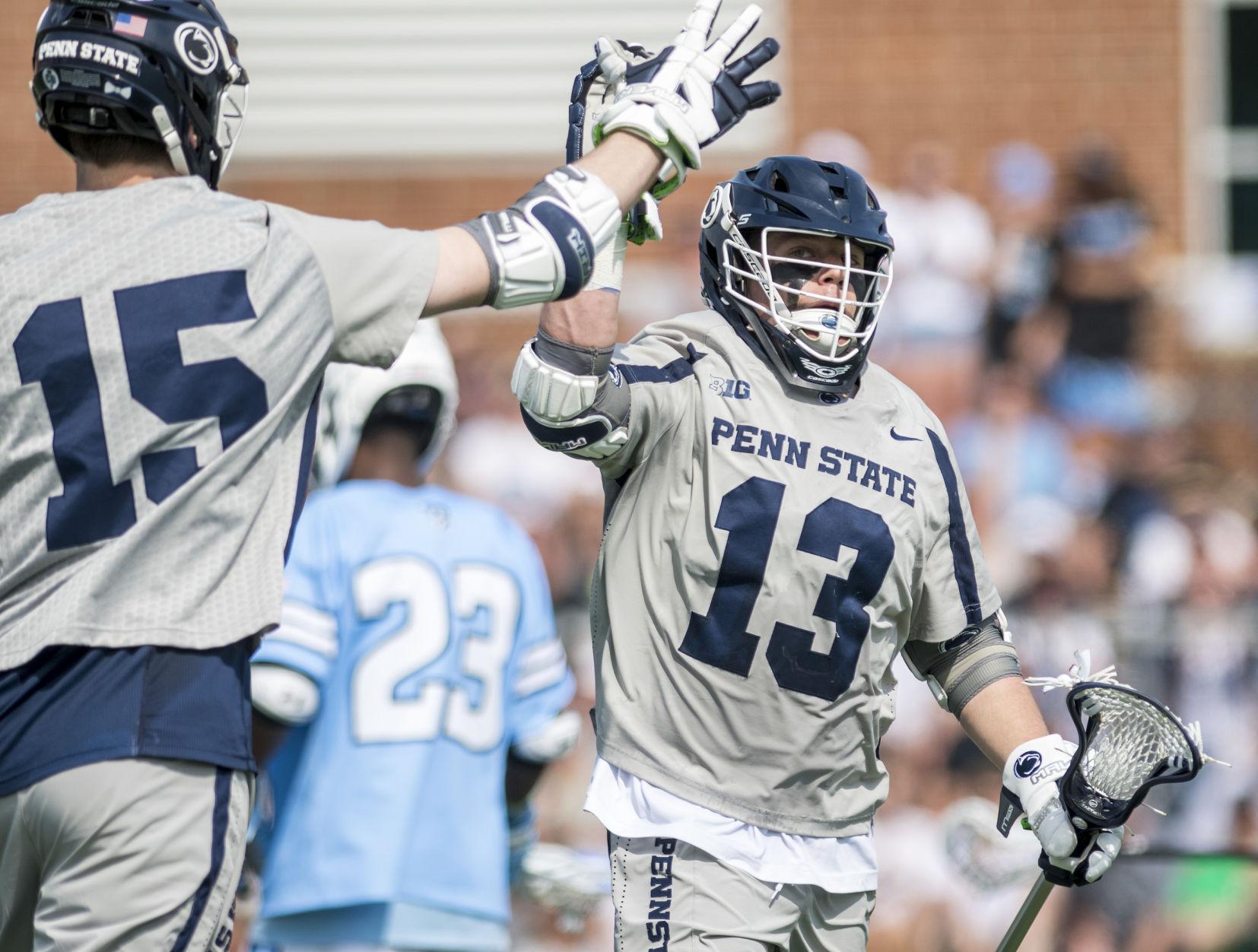 Penn State men's lacrosse moves up to No. 11 in Maverik Media Poll ...