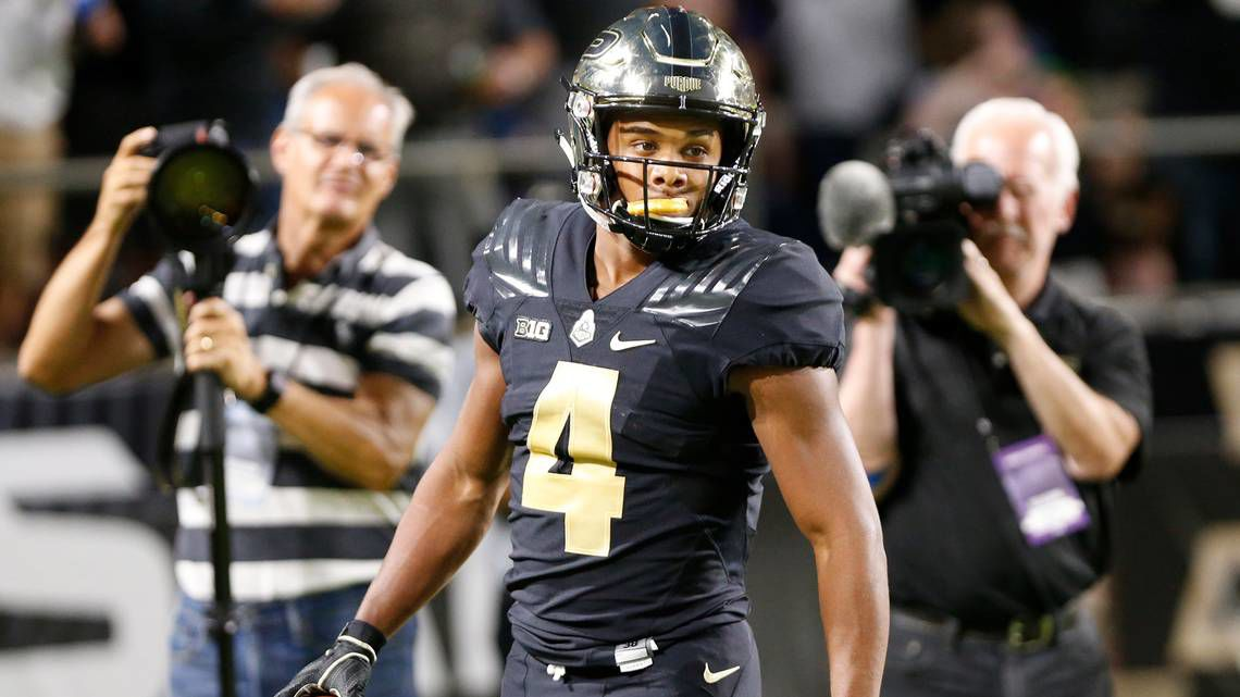 Image result for rondale moore highlights