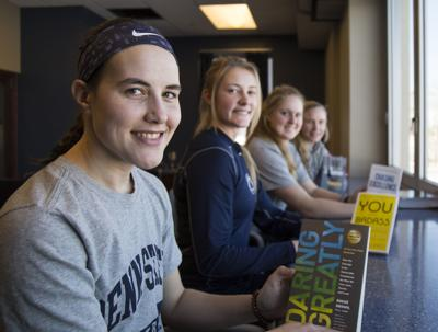 PSU Softball Book Club