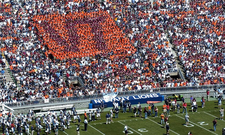 Penn State Set To Play Virginia Tech In 2022 2023 Seasons Penn State Football News Daily Collegian Collegian Psu Edu