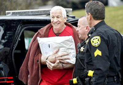 Jerry Sandusky's resentencing pushed back for the second time