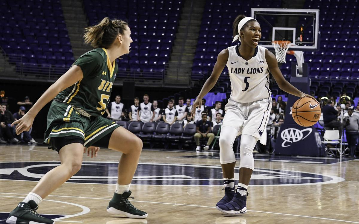 Penn State women's basketball takes down Marshall in first ...