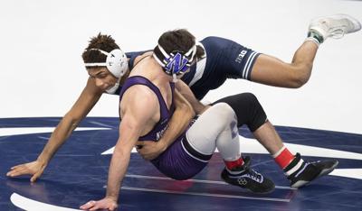 Penn State Big Ten Wrestling Championship (Bravo-Young)