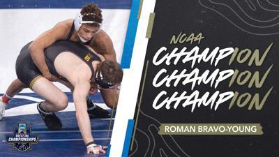 NCAA Wrestling Championships 2021, Roman Bravo-Young