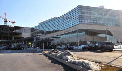 Medical Center outside