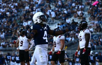 Penn State football vs. Ball State, Kalen