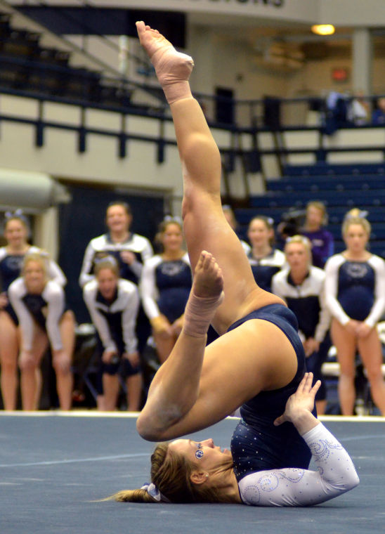 Women's gymnastics team look to build on early success ...