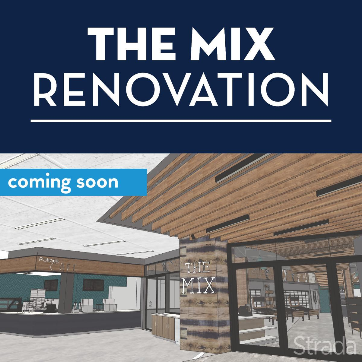 """Coming This Fall: A New and Improved """"The Mix"""""""
