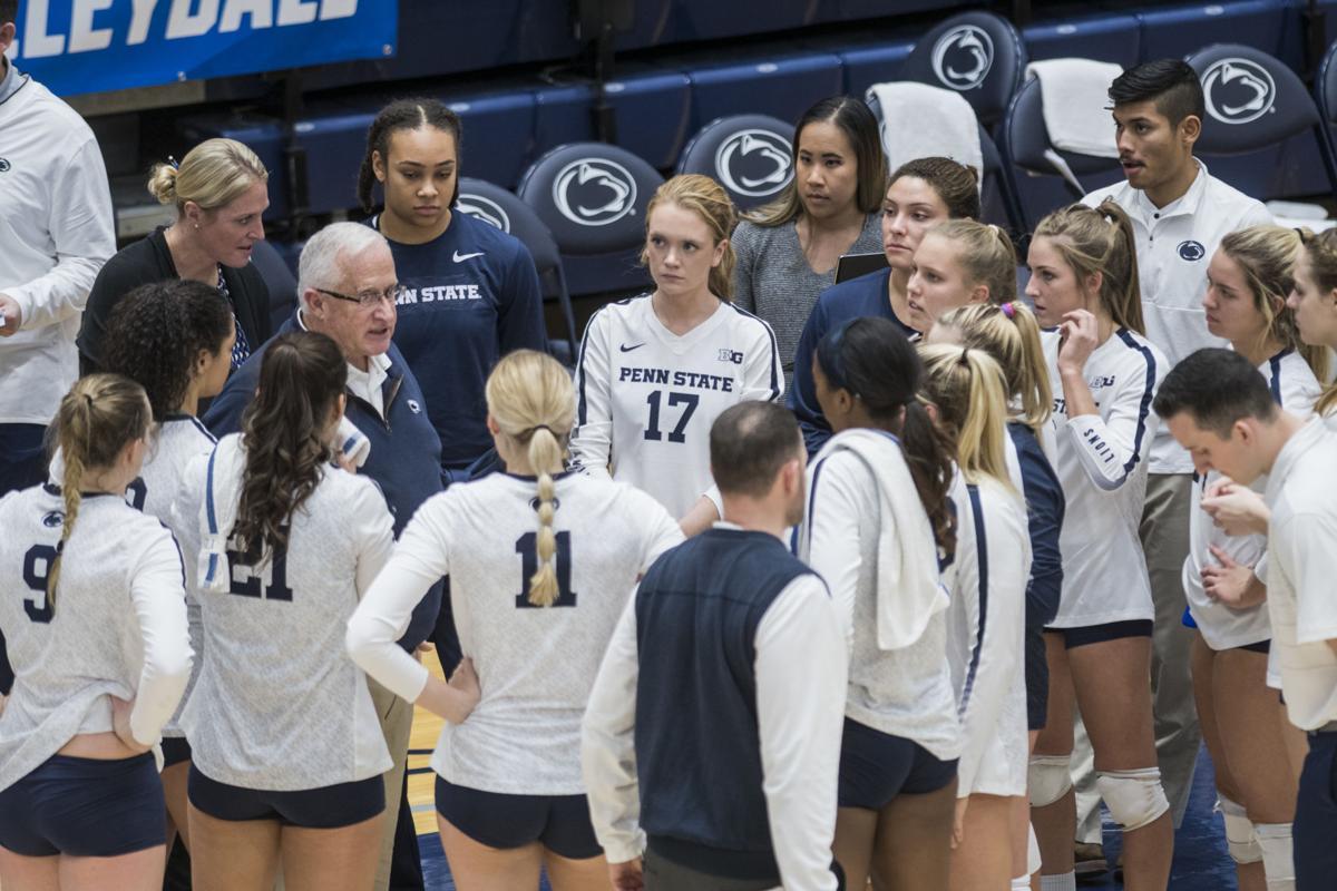 Penn State Women S Volleyball Announces 2019 Schedule Penn State Volleyball News Daily Collegian Collegian Psu Edu