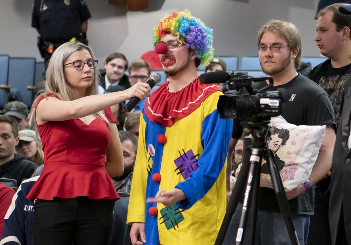 The Censored, Honkler the Racist Frog Clown