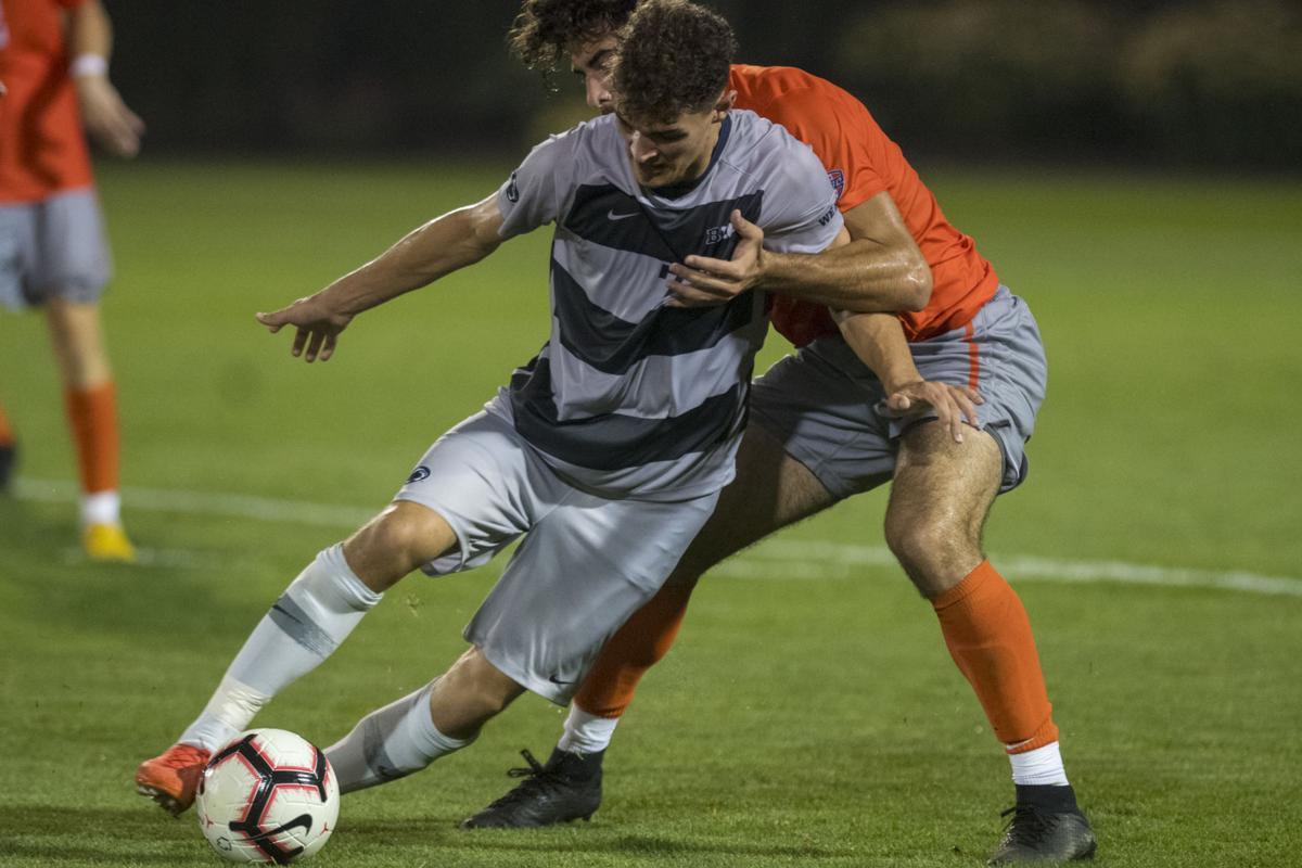 Penn State Men's Soccer vs. Bowling Green, Jeremy Rafanello (7)