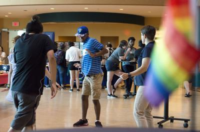 LGBTQ Welcome Reception, LGBTQA Student Resource Center