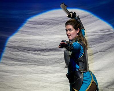 """""""She Kills Monsters"""" at the Playhouse Theatre"""