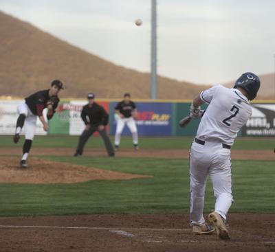 Penn State Baseball vs. Lafayette, Conlin Hughes (2)