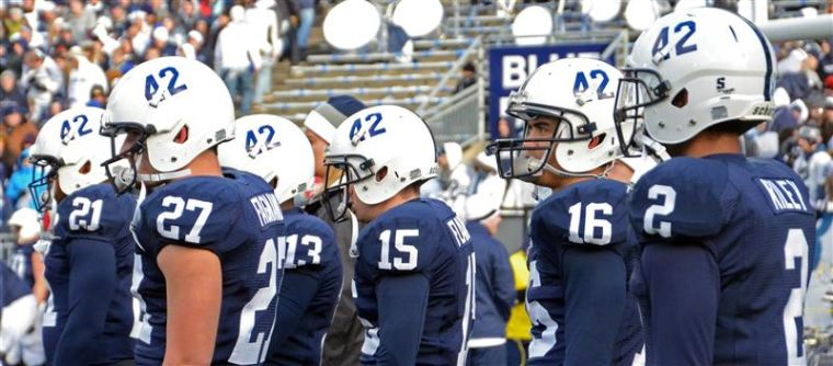 Mauti, team honored in final game
