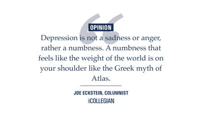 Joe Mental Health Column