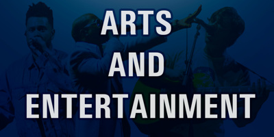 ARTS and ENTERTAINMENT GRAPHIC