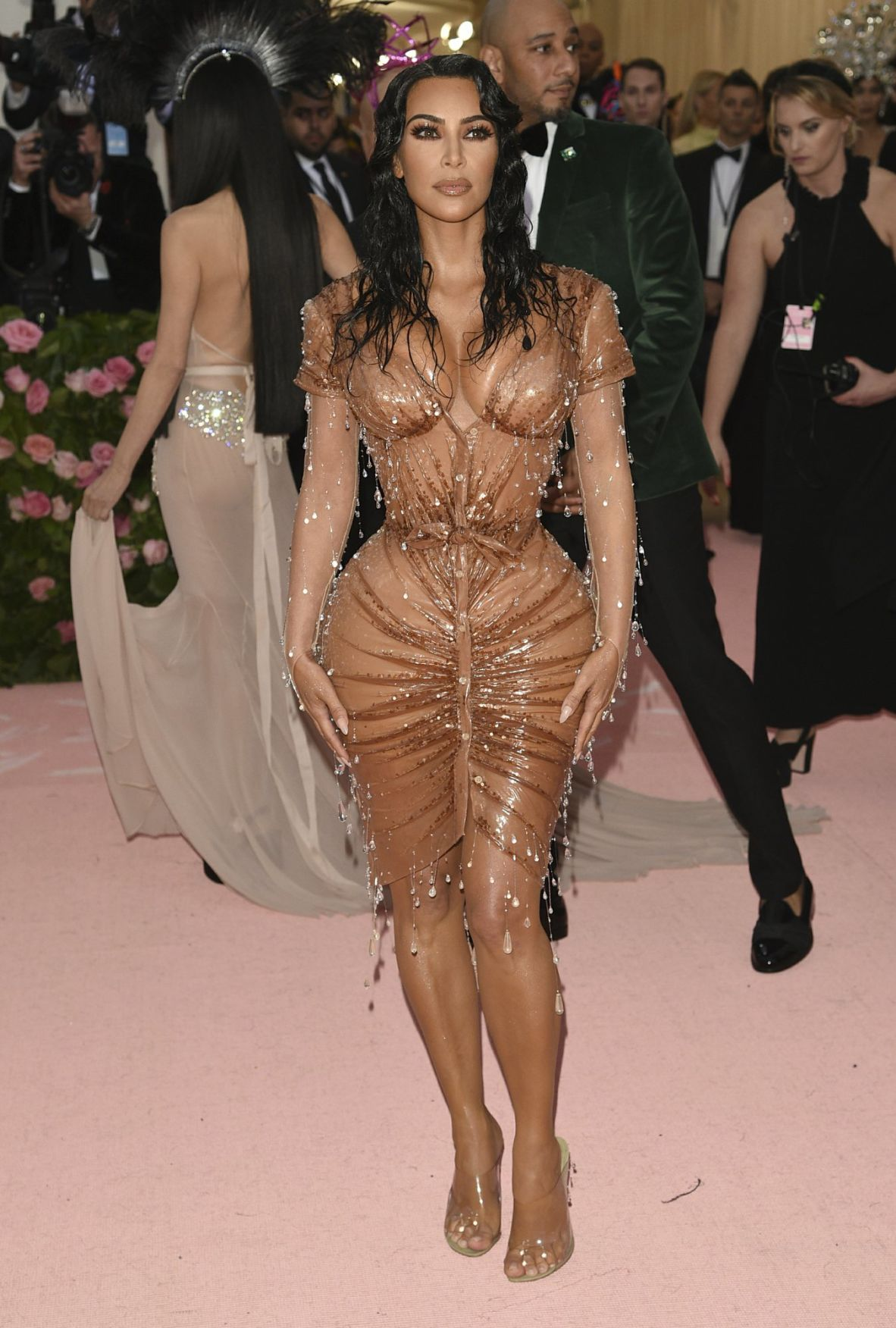 Kim Kardashian West Met Gala 2019