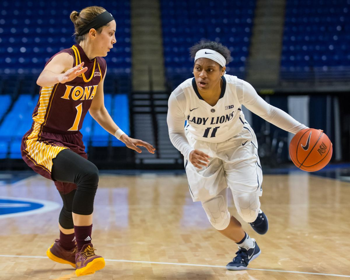 Penn State women's basketball falls short in head-to-head matchup with No.  3 Maryland