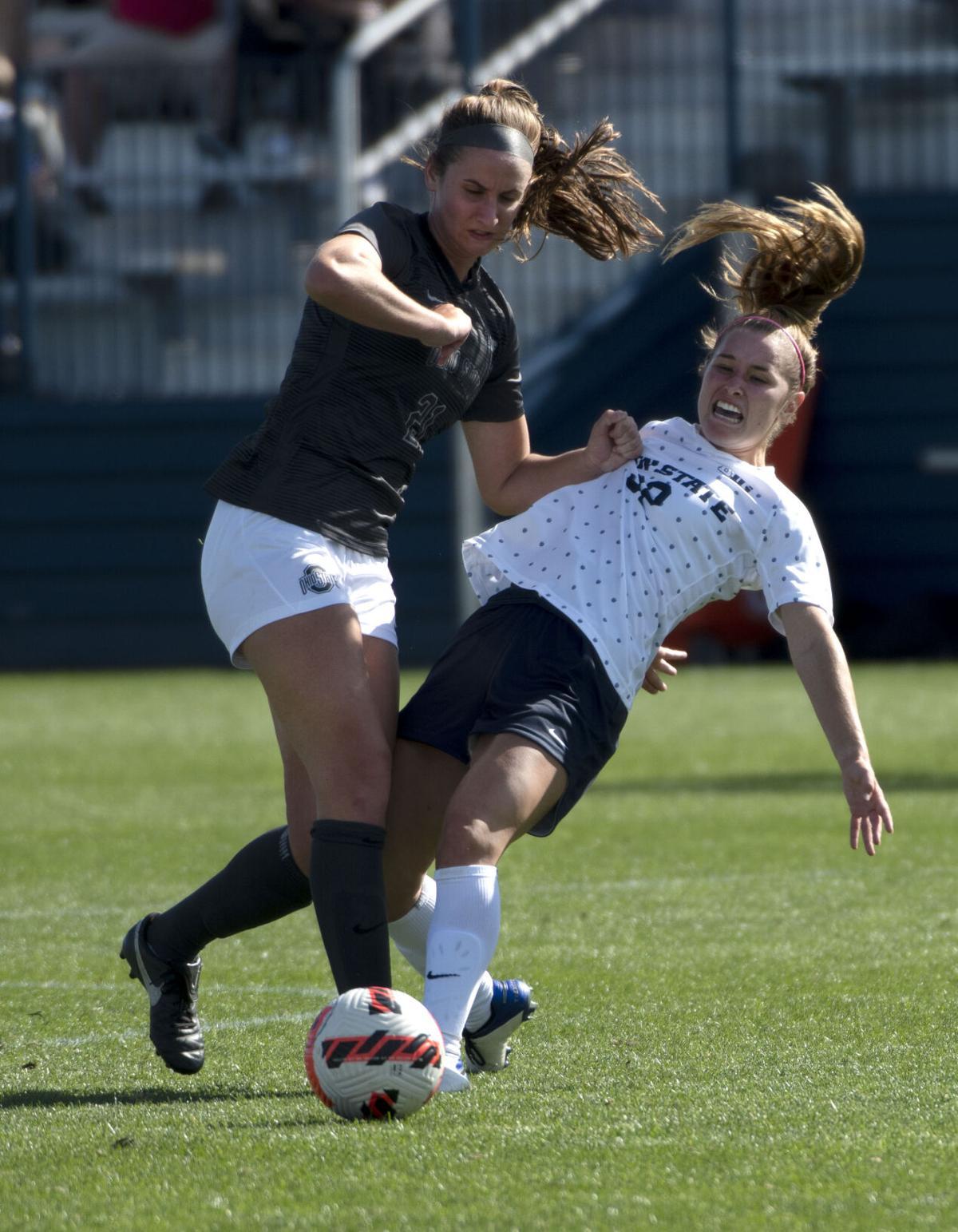 Penn State women's soccer vs. Ohio State, Wilson (32)