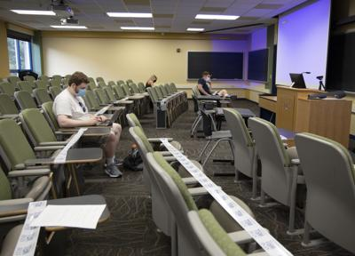 First Day of Classes, Classroom