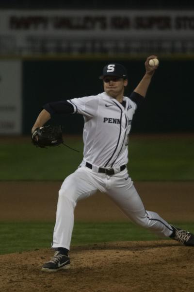 Penn State Baseball vs. Lafayette, Tyler Shingledecker (36)