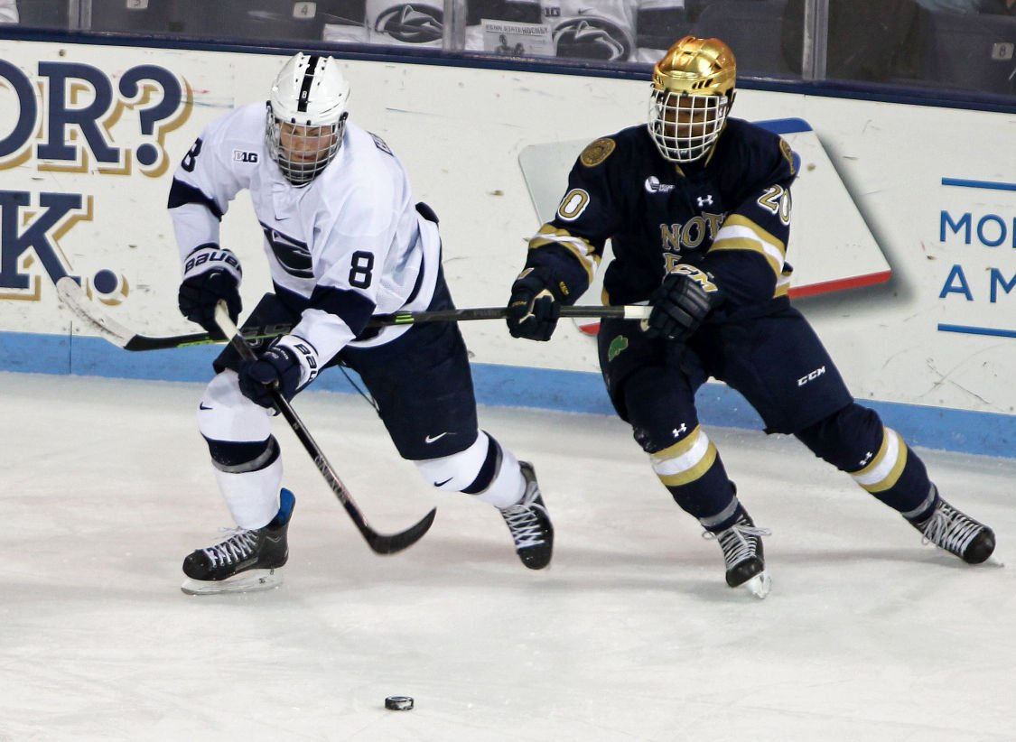 penn state men's hockey voyages to last frontier to face alaska
