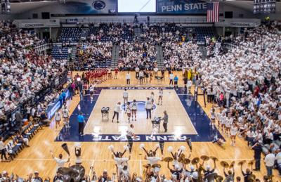 Penn State women's volleyball prepares for home-and-home series with No. 6 Pitt