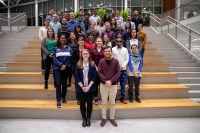 GPSA group photo
