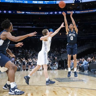 Penn State men's basketball turns defense into offense to propel it to third straight win