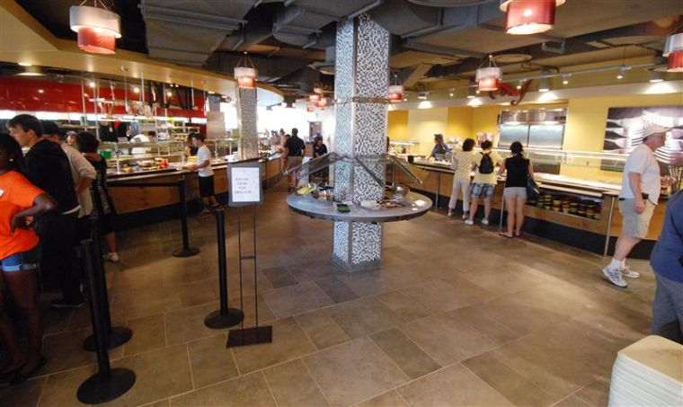 Restaurants Near Penn State Shoreline Amphitheatre Concert