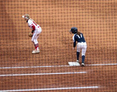 Penn State Softball vs. Rutgers, Livingston