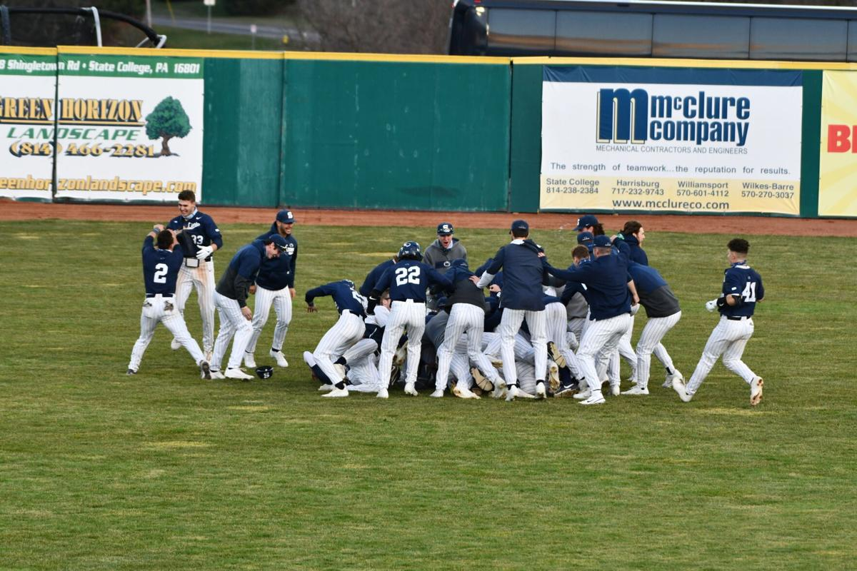 Baseball PSU vs. Michigan (Group)