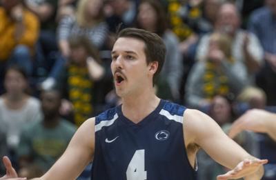 Penn State men's volleyball vs George Mason, Luke Braswell (4)