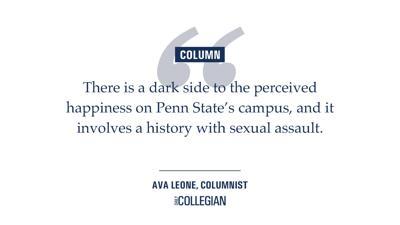 PSU Sexual Assault Column