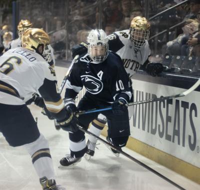 Penn State Men S Hockey Names Brandon Biro Captain For 2019 20